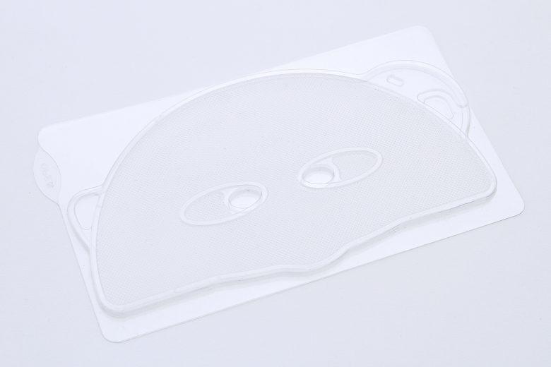 フェイスマスク用トレイ(蓋・本体)