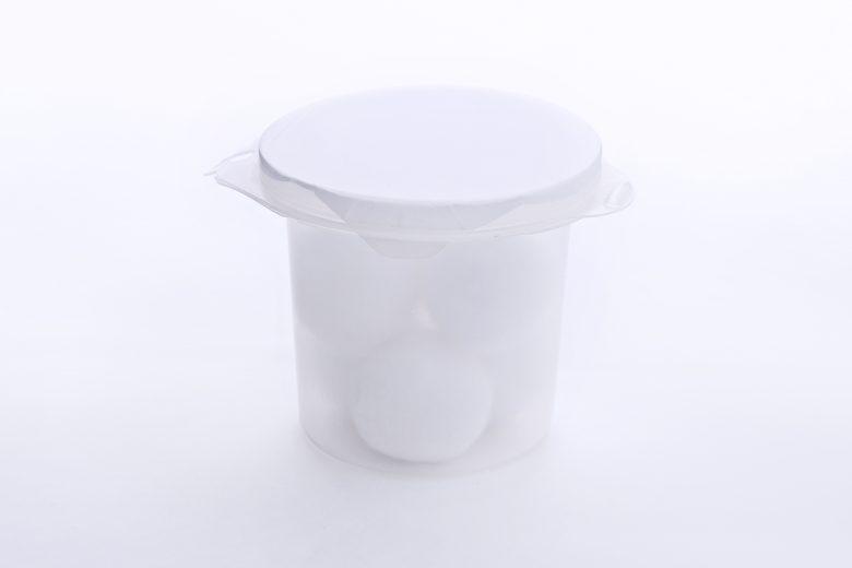 医療用綿球用カップ