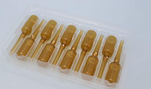 アンプル瓶用トレイ(中身有り1)